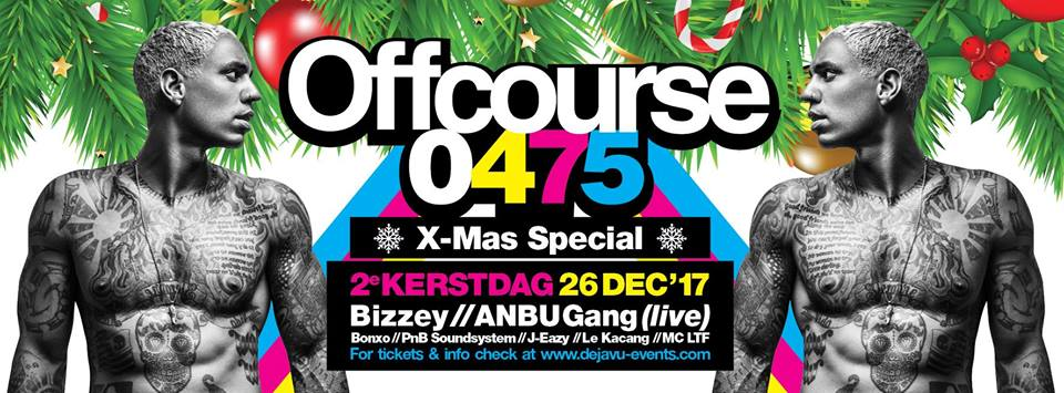 OffCourse0475 – X-Mas Edition ft. Bizzey & ANBU Gang