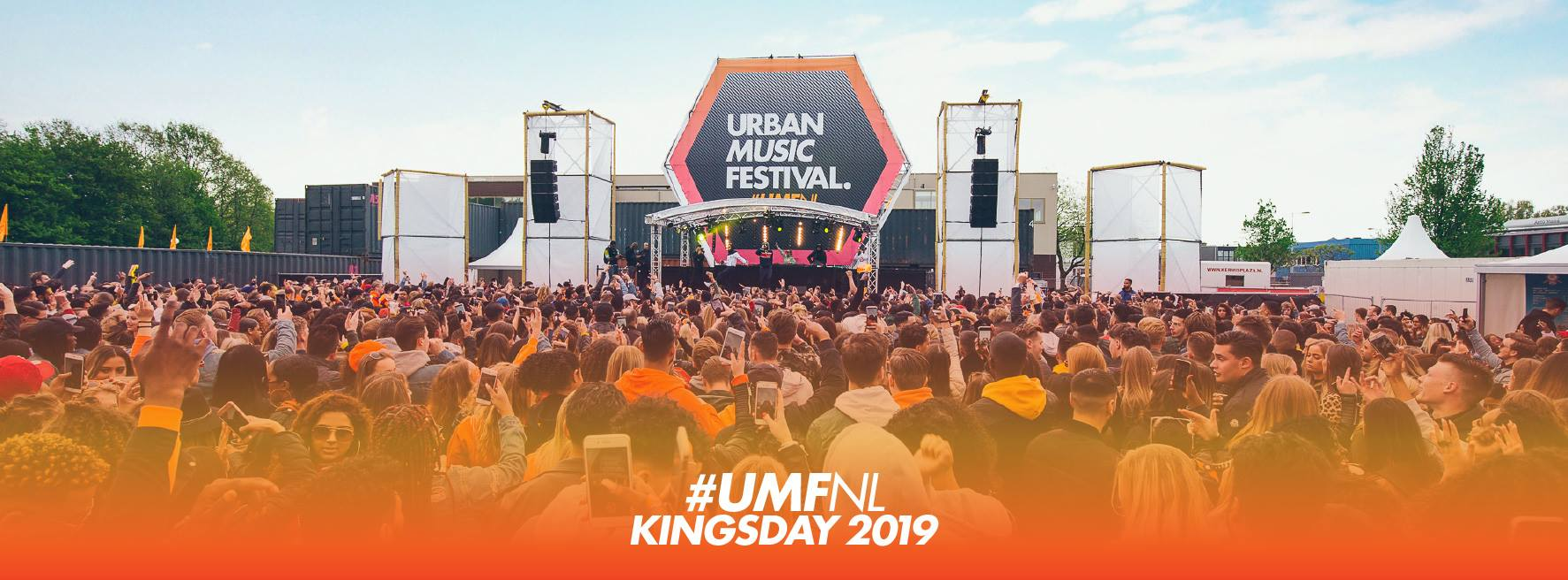 Urban Music Festival Kingsday 2019 | Amsterdam