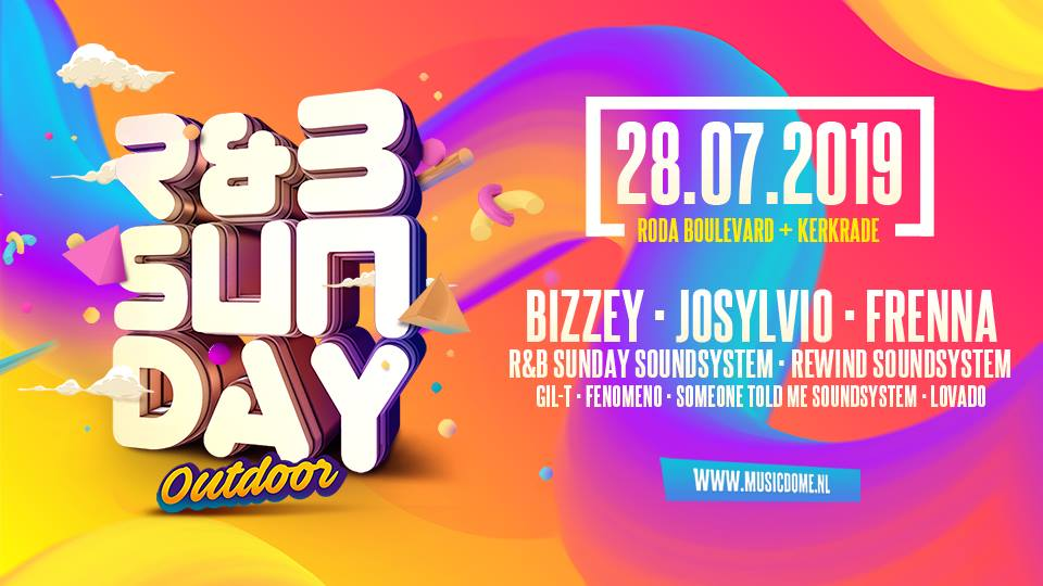 R&B Sunday Outdoor 2019 | Kerkrade