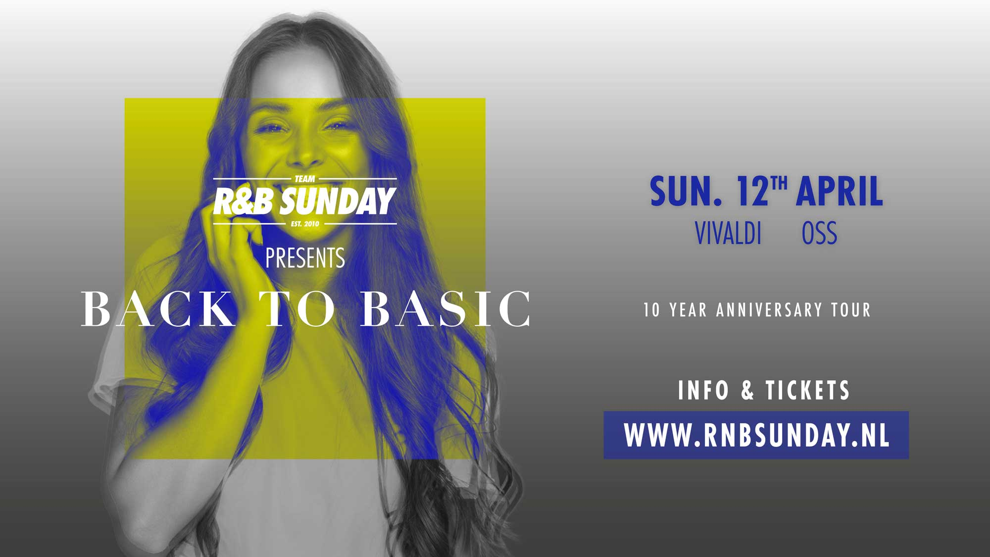 R&B Sunday – 10 Year Anniversary – Oss